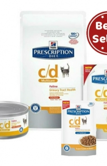 Hills Prescription Diet Feline C/D