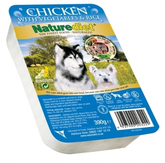 Naturediet Natural Dog Food Adult